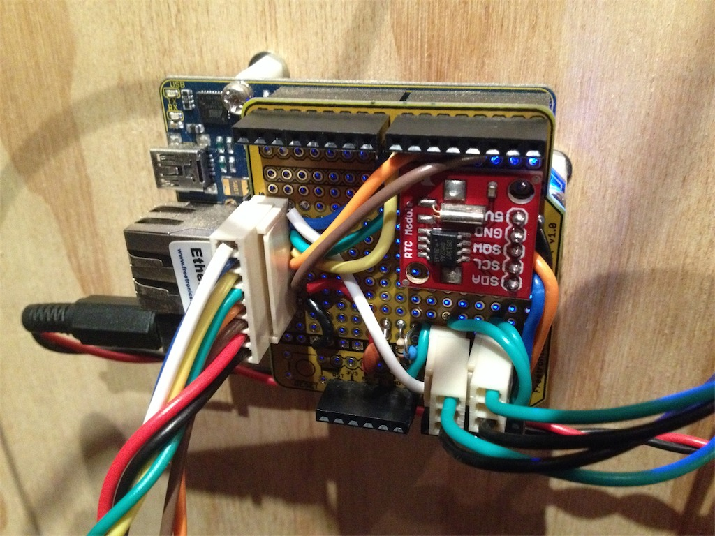 Omatic Labs Flux Camper Trailer Power Monitoring Over Ethernet For Arduino Freetronics Background